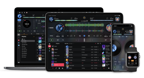 Algoriddim djay for iOS