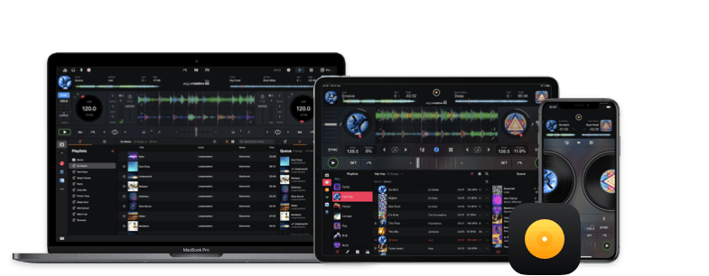 Algoriddim djay for Mac and iOS
