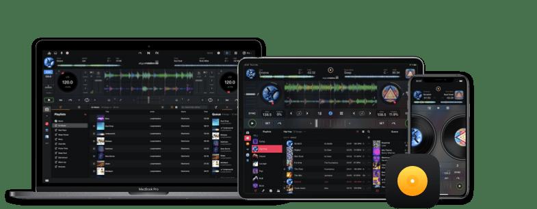 Algoriddim djay for Mac and iOS