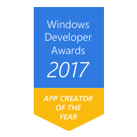 Microsoft - App Creator of the Year