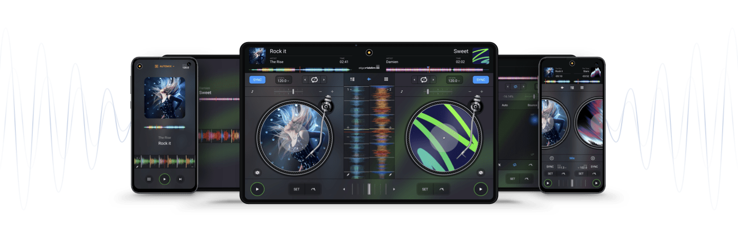 The DJ app for Android