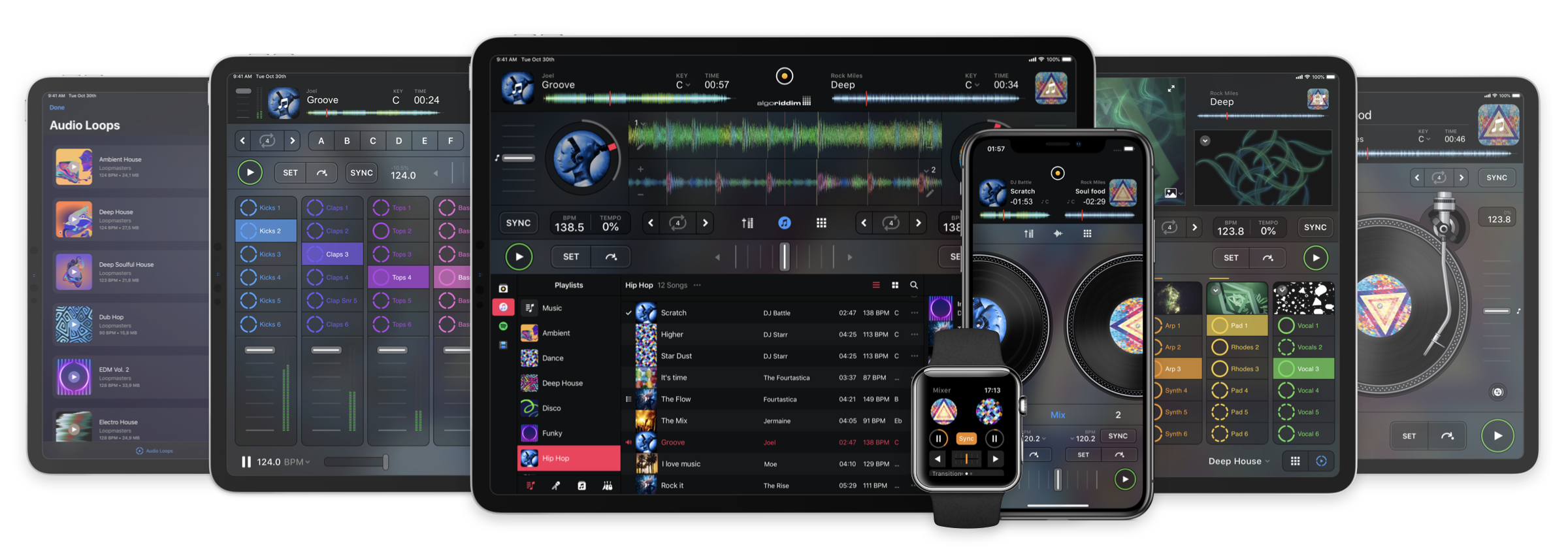 Dj Software And Dj Apps Algoriddim
