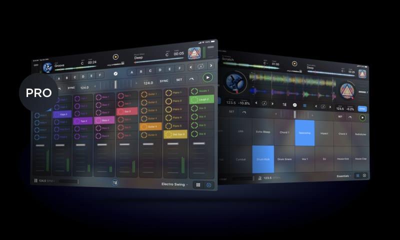 Algoriddim djay - Remix