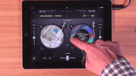 How To DJ with djay 2 - Turntable Techniques