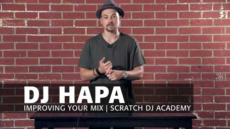 Learn To DJ with DJ HAPA Improving Your Mix