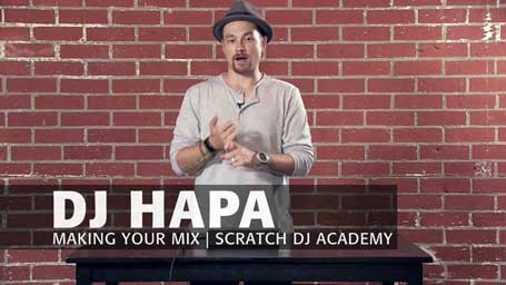 Learn To DJ with DJ HAPA Making Your Mix