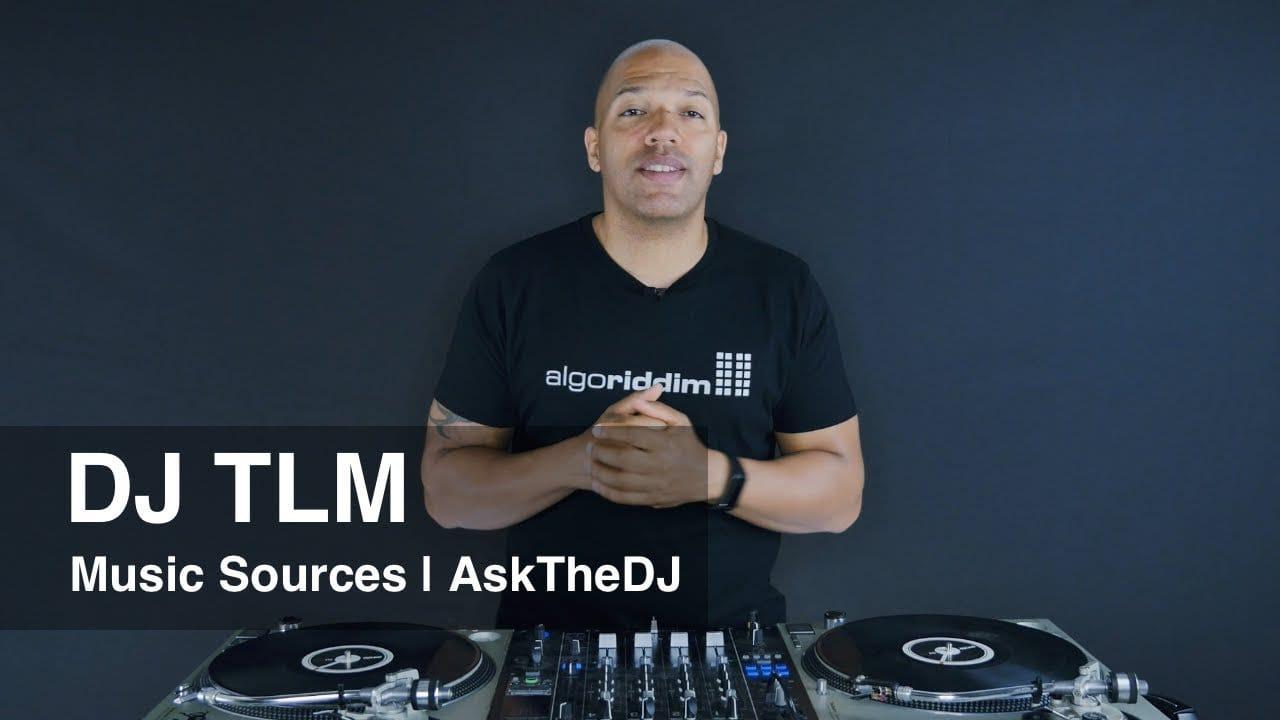 Music Sources - AskTheDJ Episode 3