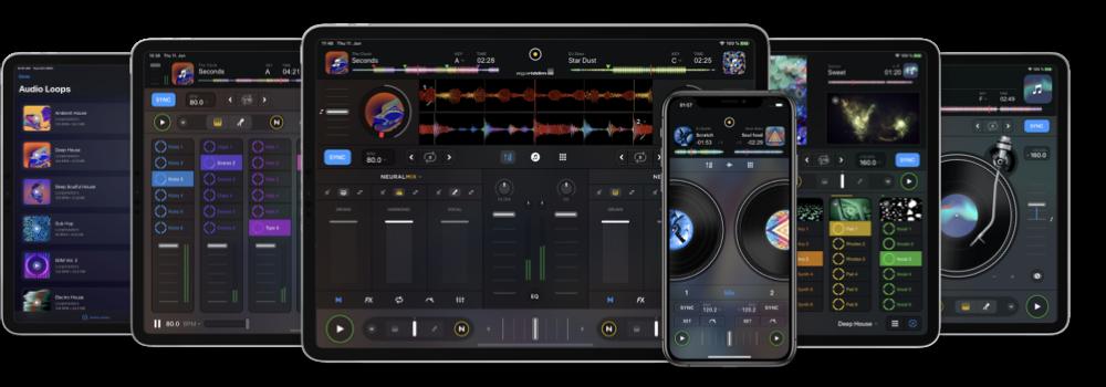 Algoriddim djay - the #1 DJ app for Mac, iOS, Apple Watch and Android