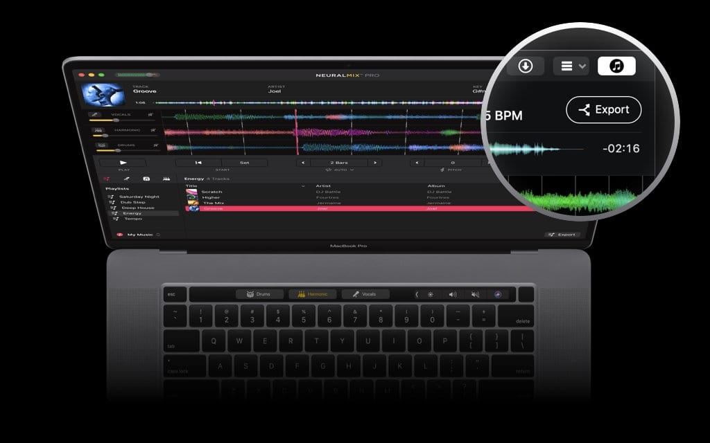 Screenshot Export